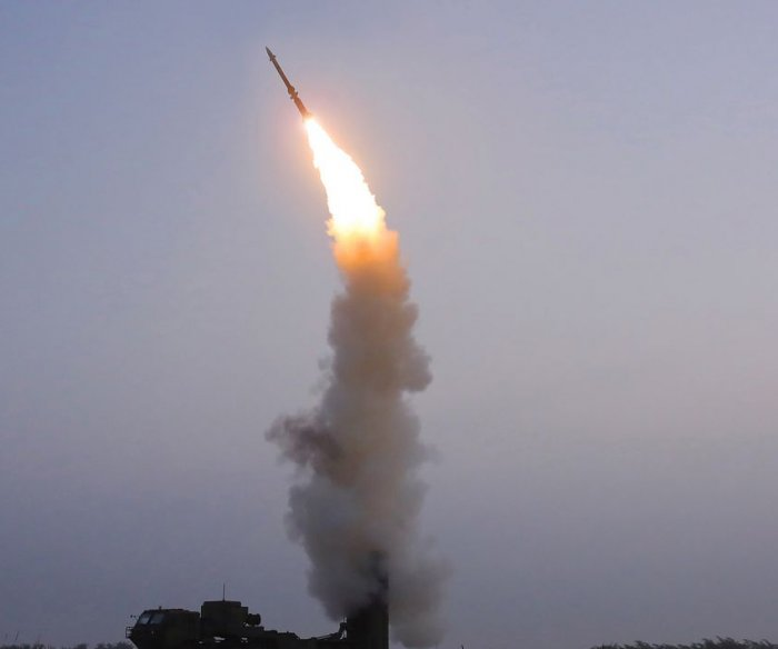 North Korea: Ballistic missile launched from submarine