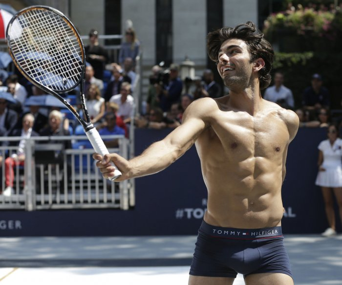 Tommy Hilfiger x Rafael Nadal collection launch