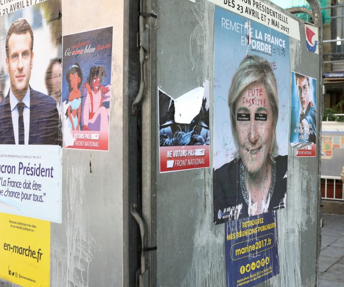 France goes to the polls to elect a new president