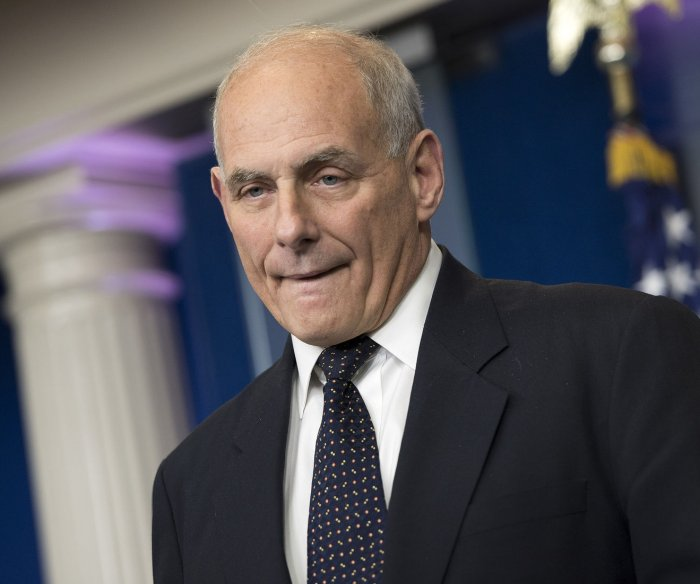 Kelly 'stunned' over Gold Star family accusation