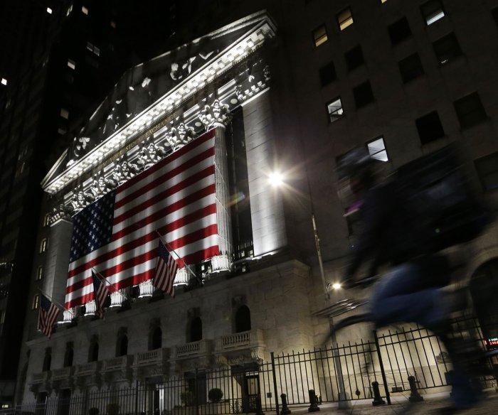 U.S. stocks open higher on more optimistic coronavirus outlook