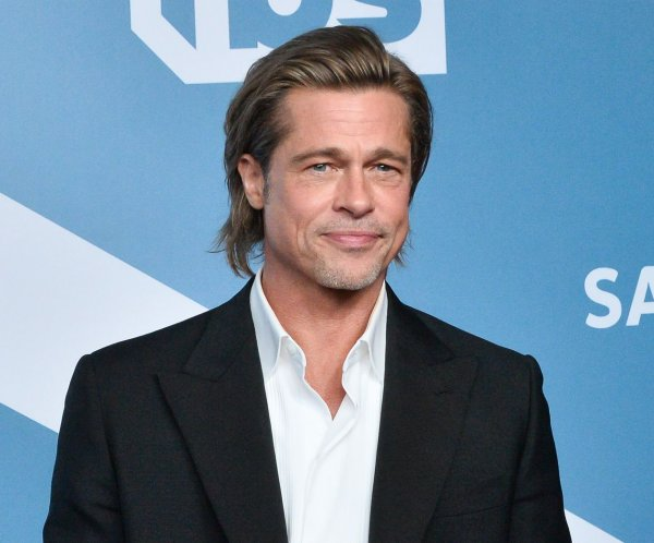 Brad Pitt watched ex-wife Jennifer Aniston's SAG speech from backstage