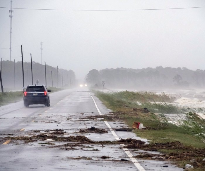 Severe storms to roar to life across South, mid-Atlantic