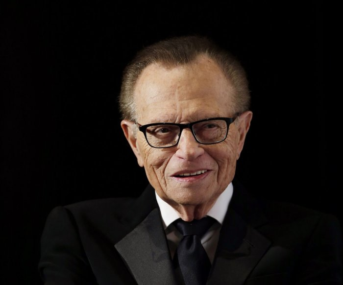 Piers Mogan, Ryan Seacrest pay tribute to the late Larry King