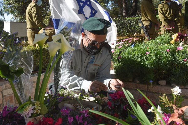 Israel observes Memorial Day