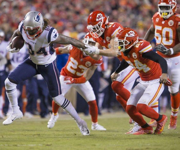 New England Patriots edge Kansas City Chiefs in OT, reach Super Bowl