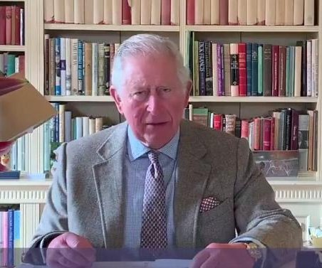 Prince Charles: COVID-19 is 'strange,' 'frustrating' and 'distressing'