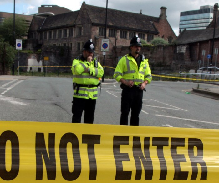 British police looking at 'network' after Manchester attack