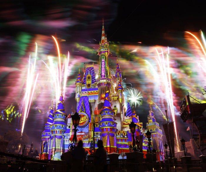 Walt Disney World Resort marks 50th anniversary