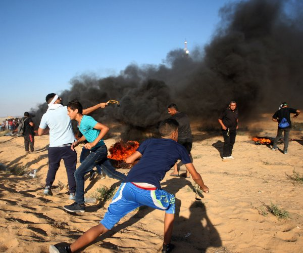 Hamas: Cease-fire reached with Israelis over Gaza violence
