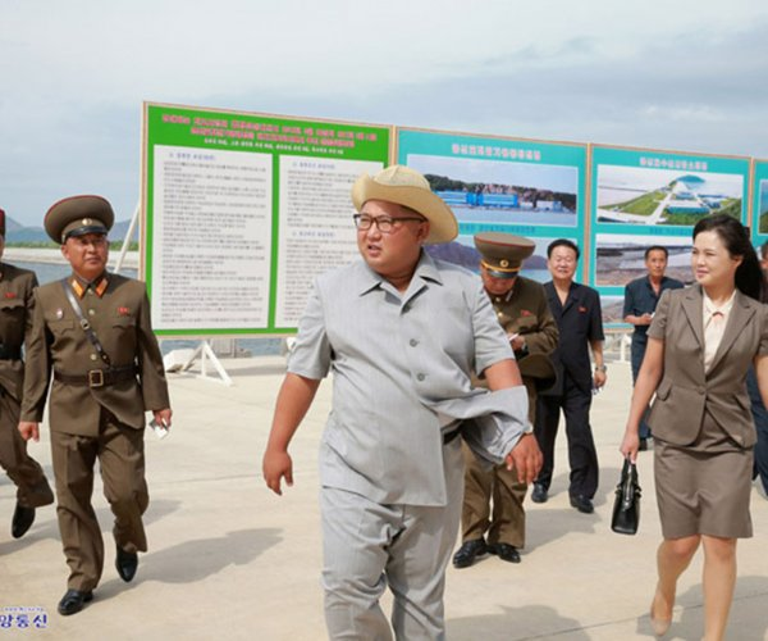 North Korea's Kim Il Sung University completing new high-tech center