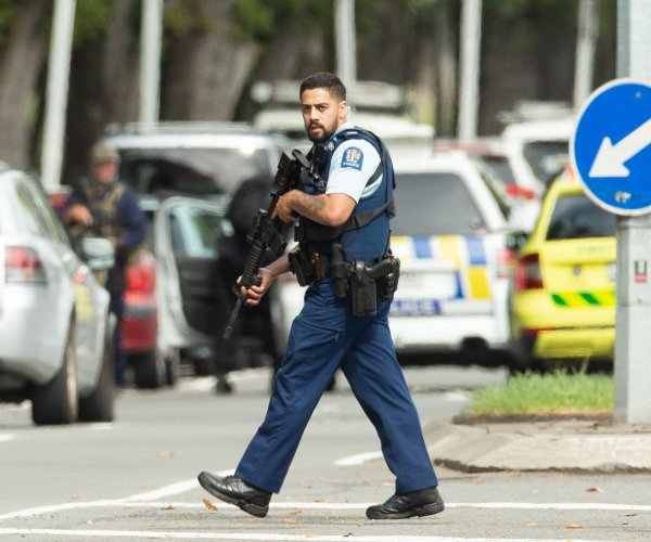 Terrorism charges filed against accused New Zealand shooter