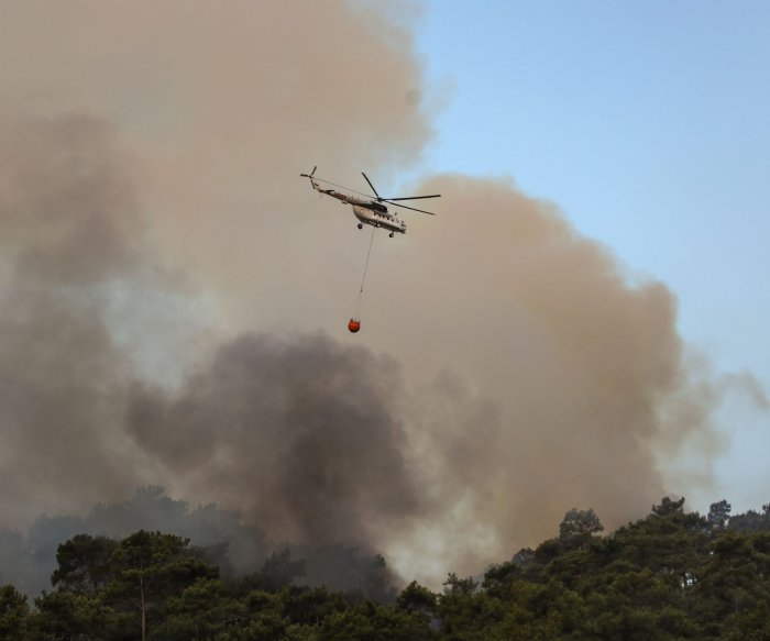 Death toll from Turkey wildfires rises to 6