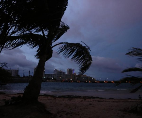 Category 4 Maria makes direct hit on Puerto Rico
