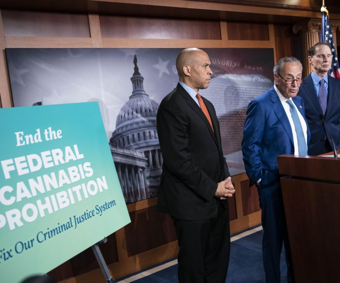 Experts: Federal marijuana legalization could tax drug back to the street