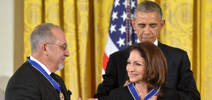 Star-studded Medal of Freedom ceremony