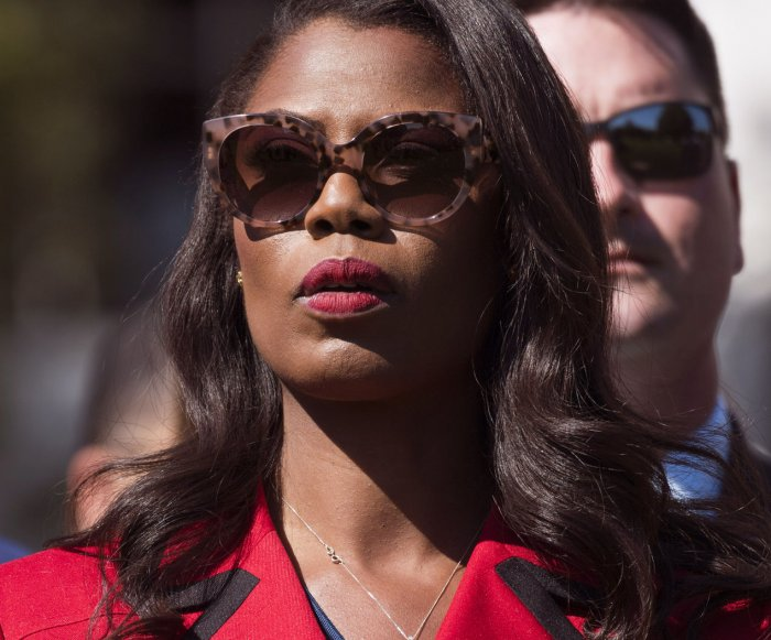 Omarosa: Saw things that 'made me uncomfortable'