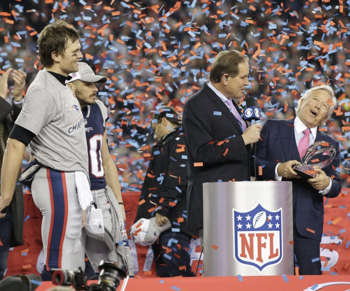 Patriots, Jaguars AFC title game draws huge TV ratings