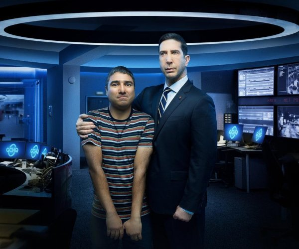 David Schwimmer back to comedy in 'Intelligence' bromance