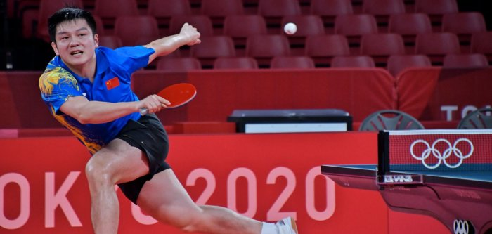 Tokyo Olympics: Moments from table tennis