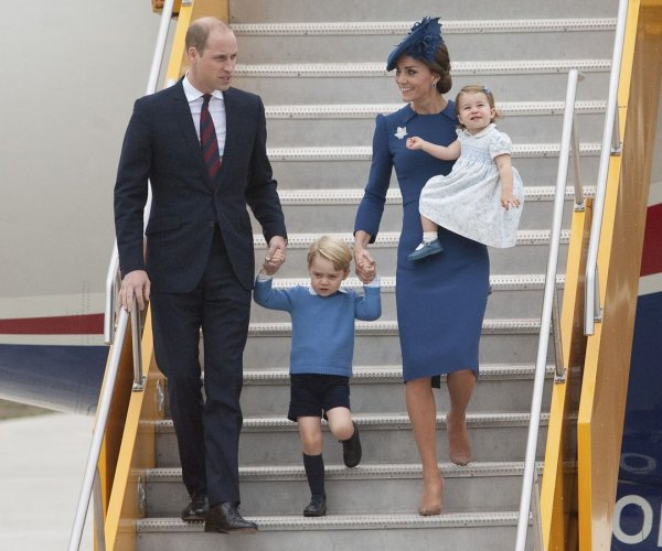 Will and Kate bring the kids for 2016 Royal Tour of Canada