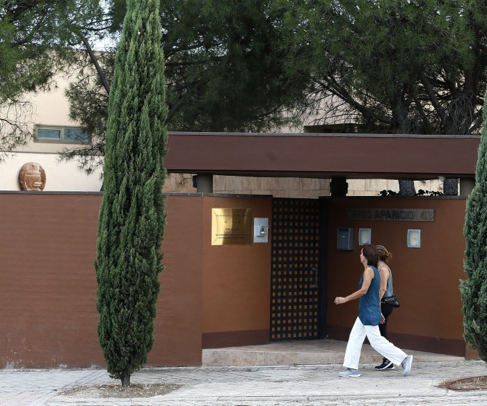 Ex-U.S. Marine arrested in connection with N. Korea embassy raid in Spain