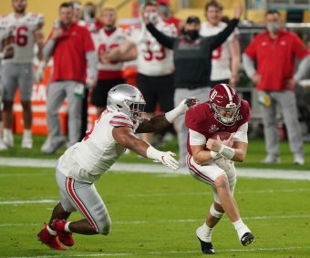 Alabama defeats Ohio State for college football championship