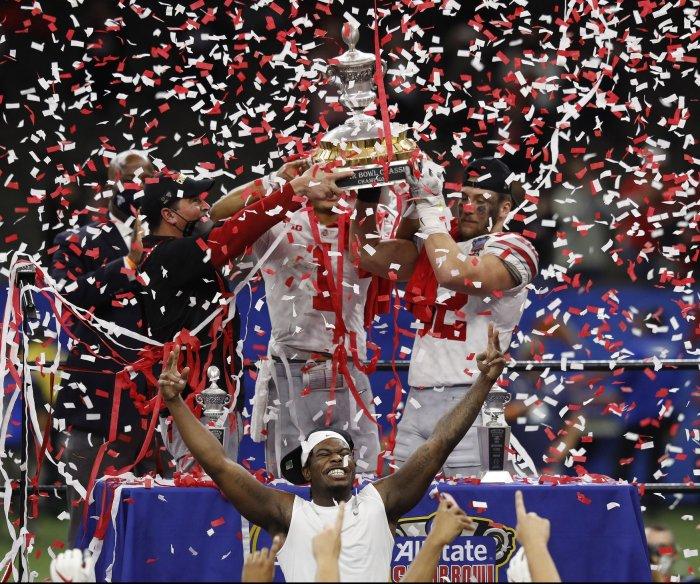 Ohio State defeats Clemson at Sugar Bowl