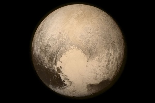 2015: The Year in Space
