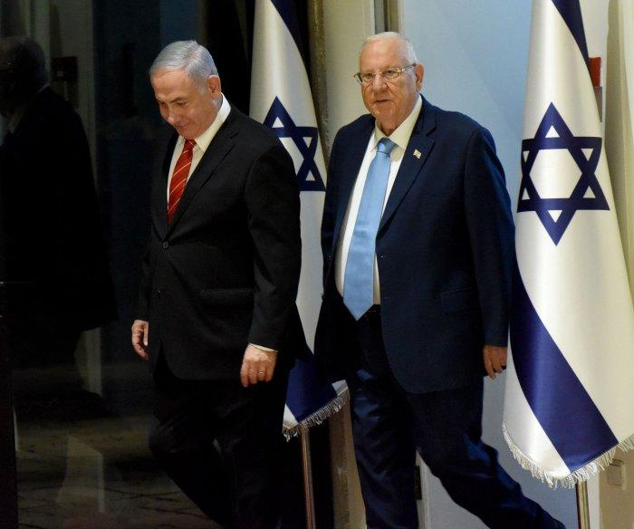 Gantz given chance to form Israeli gov't after Netanyahu fails again