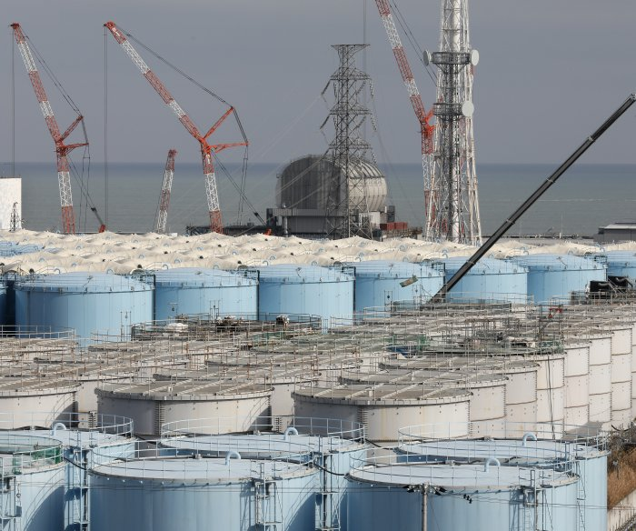 Japan decides to release Fukushima wastewater into ocean