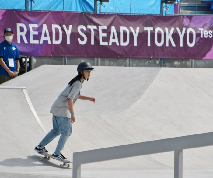 Organizers limit local spectators at Tokyo Olympics to 50% capacity