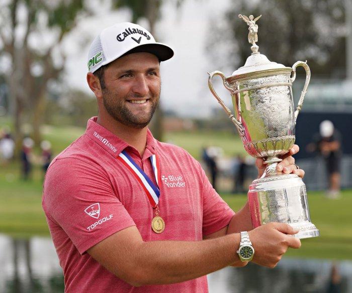 Jon Rahm wins U.S. Open for first major championship