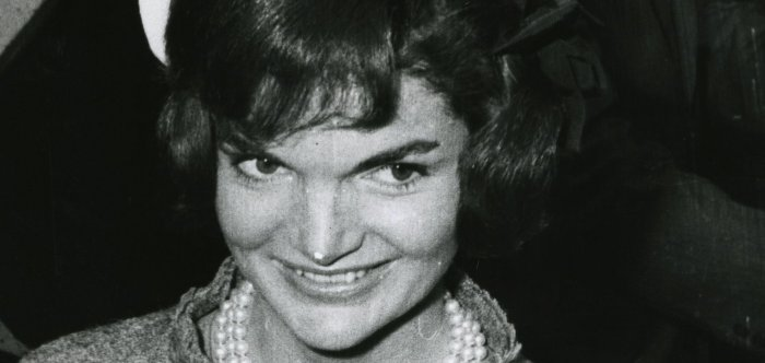 New images of Jacqueline Kennedy Onassis