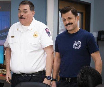 'Tacoma FD' creators say Season 3 ends in 'big fire episode cliffhanger'
