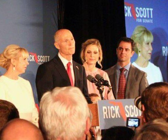 Scott wins Senate seat in Florida after Nelson concedes