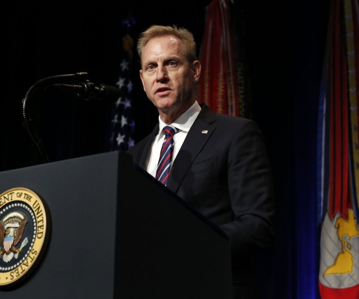 Patrick Shanahan withdraws as defense secretary candidate