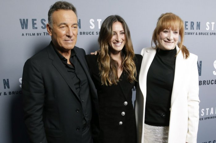 Bruce Springsteen attends special screening of 'Western Stars' in NYC