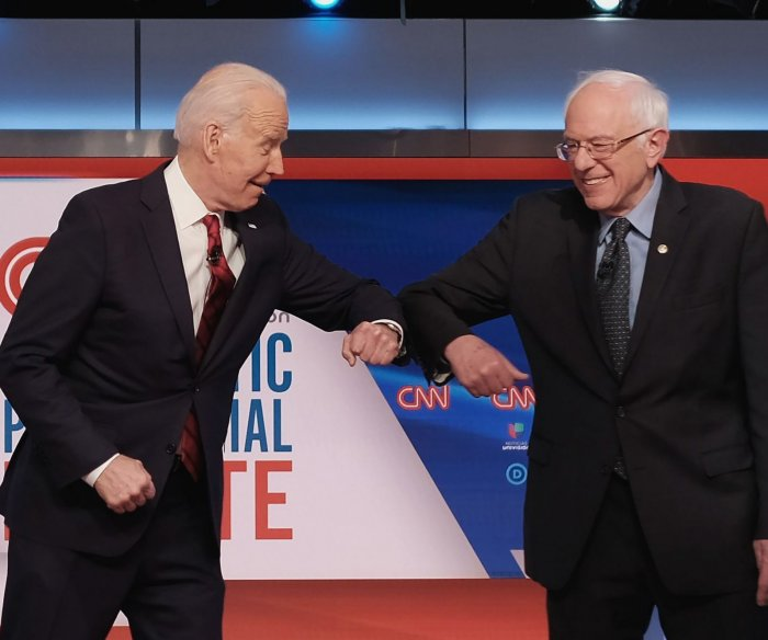 Biden, Sanders task forces unveil policy advice for election
