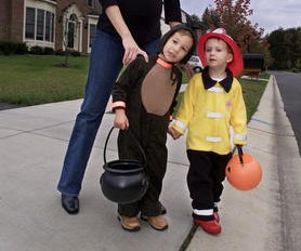 CDC advises against traditional Halloween trick-or-treating