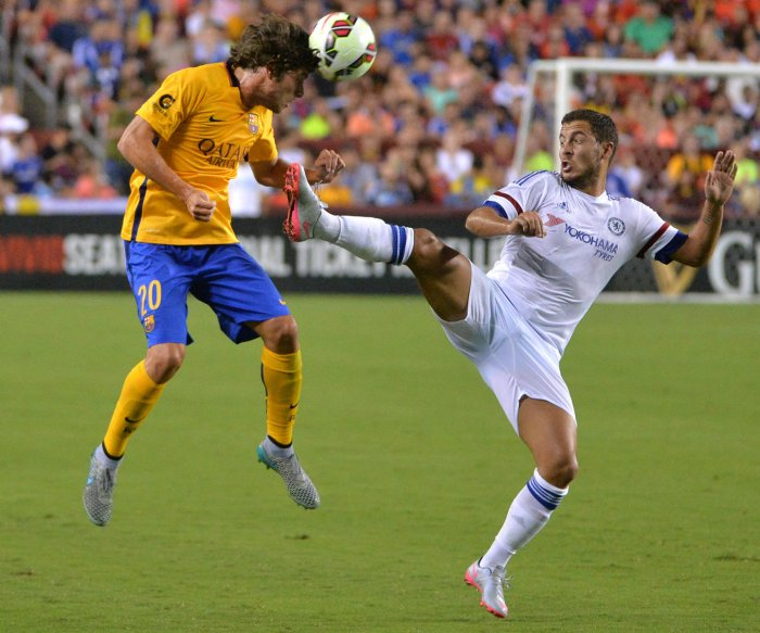 Best of the 2015 International Champions Cup North America