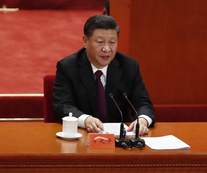 Xi Jinping: China will never seek global economic dominance
