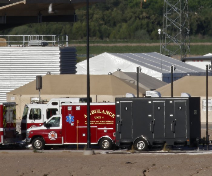 HHS to spend $360M to triple size of 'tent city' for migrant children