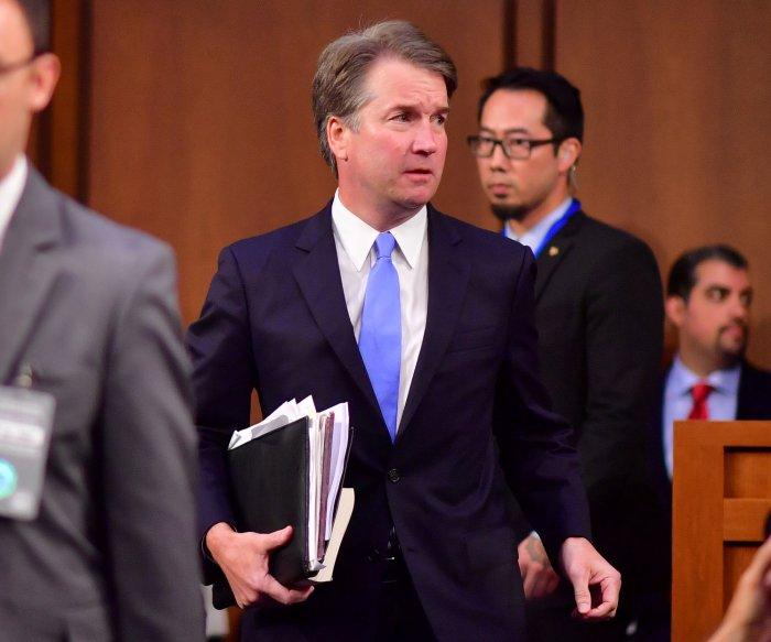 Brett Kavanaugh's accuser offers to testify next week, but not Monday