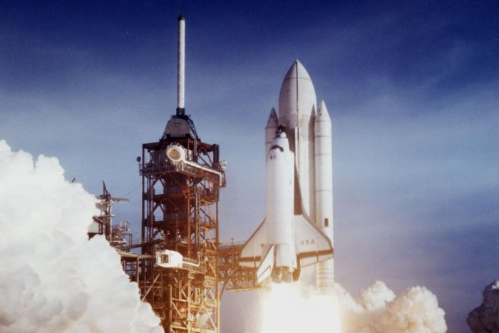 40 years since launch: A look back at Space Shuttle Columbia