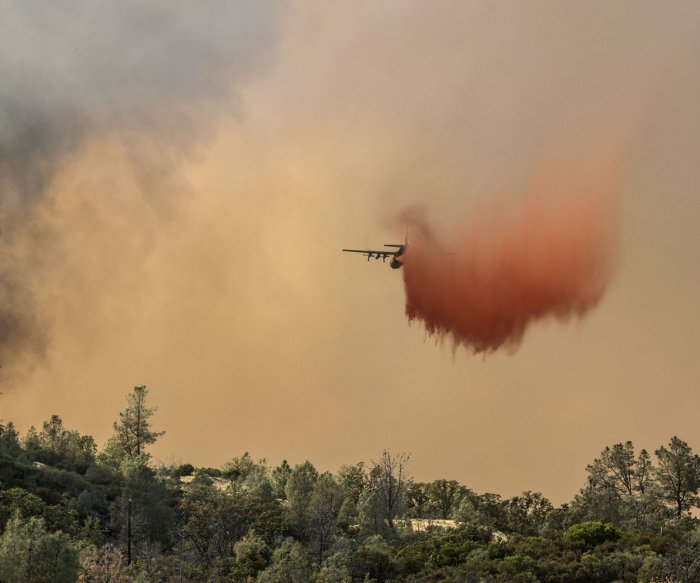 Study: Humans to blame for 84 percent of wildfires, longer wildfire season