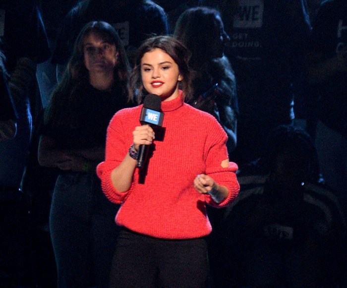 Selena Gomez, Jennifer Anniston attend WE Day California