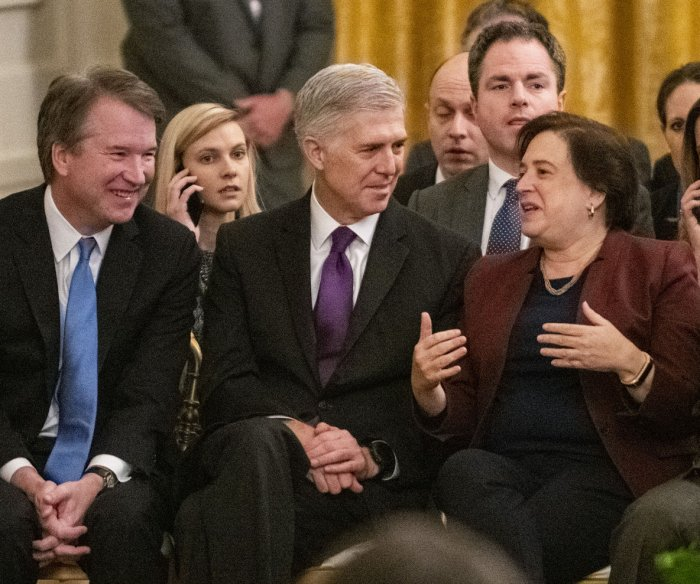 Kavanaugh's impact on the Supreme Court and the country may not be as profound as predicted