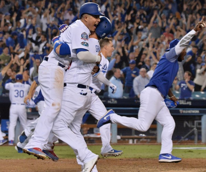 Kershaw ready to go after Dodgers beat Brewers in wild Game 4