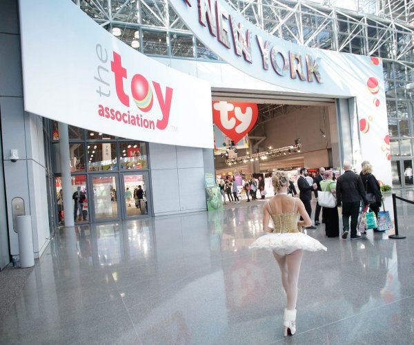 116th North American International Toy Fair opens in New York City